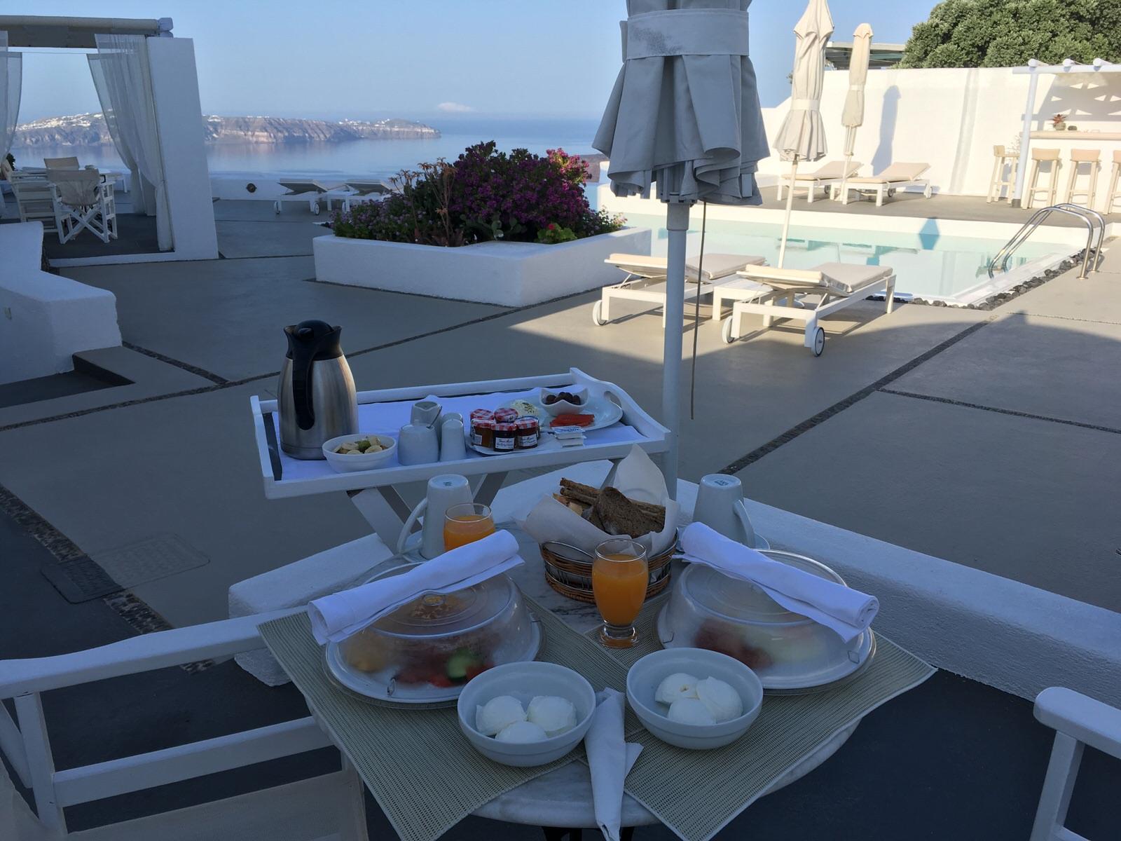 ギリシャのおすすめホテル