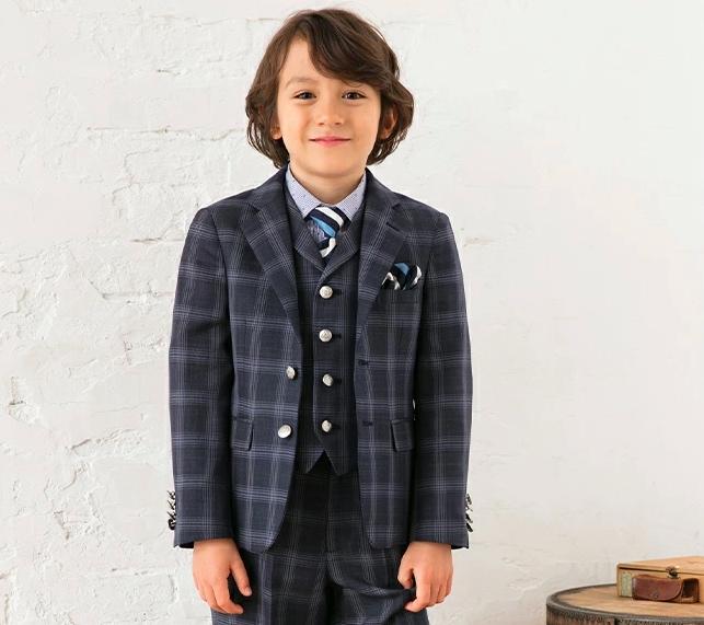 入学式の男の子の服装