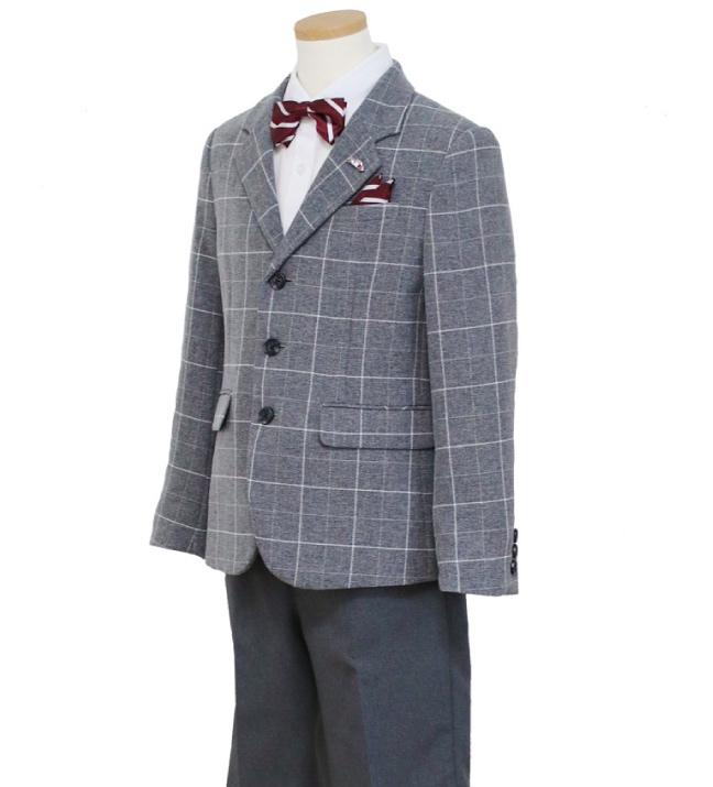 入学式の男の子の服装③