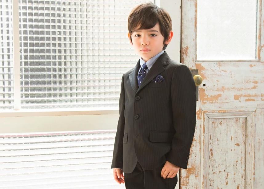 入学式の男の子の服装②